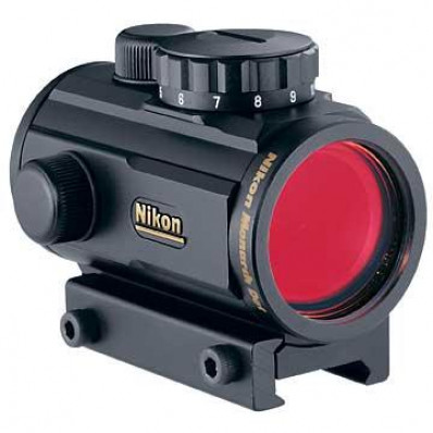 Nikon Monarch Red Dot Sight - 1x 6 MOA Dot - Matte
