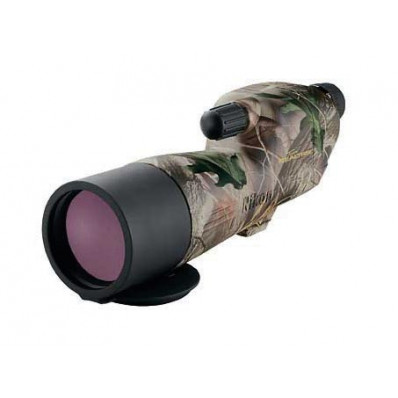 REFURBISHED Nikon Sky & Earth Team Realtree Spotting Scope Outfit - 15-45x60mm