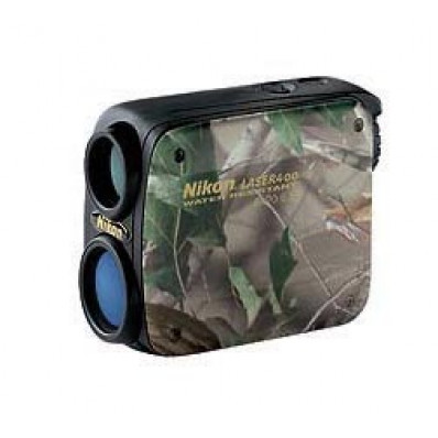 Nikon Refurbished 400YD Laser Rangefinder Team RealTree