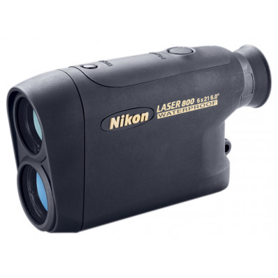Nikon Refurbished Monarch 800 Laser Rangefinder Black