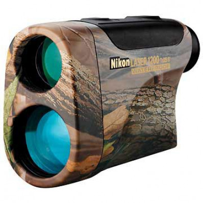 Nikon Refurbished Team RealTree 1200 Laser Rangefinder