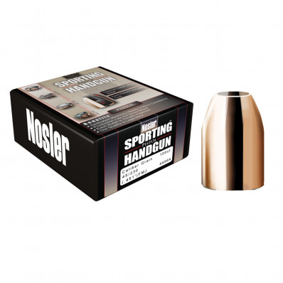"Nosler Sporting Handgun Pistol Bullets .40/10mm .400"" 150 gr JHP 250/ct"