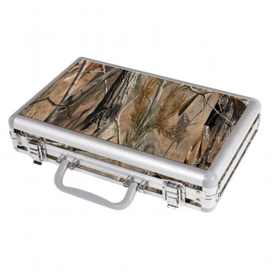 Outers 28 Piece Universal  .22 and Up - Aluminum Case
