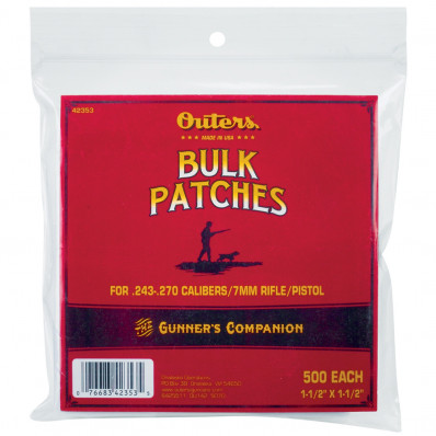 Outers Bagged Patches