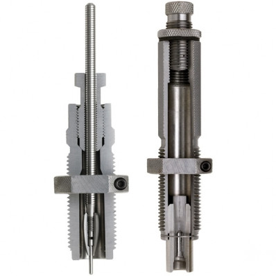 Hornady Custom Grade New Dimension Series I Rifle 2-Die Set 6mm Rem
