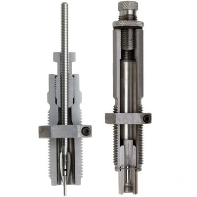 Hornady Custom Grade New Dimension Series IV Rifle 2-Die Set .404 Jeffery