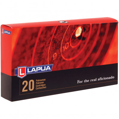 Lapua Rifle Ammunition .338 Lapua Mag 300 gr HPBT 2723 fps - 10/box
