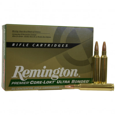 Remington Centerfire Rifle Ammunition 7x57mm 140 gr PSP  - 20/box