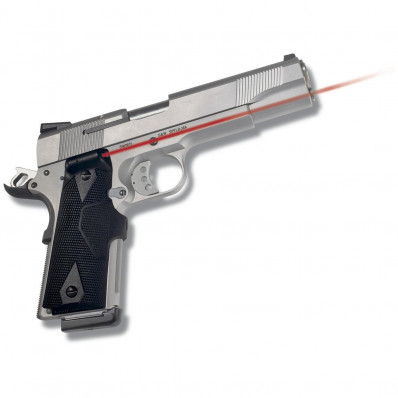Crimson Trace Semi-Automatic Lasergrip - Sig Sauer P228/P229 Series Lasegrips Side Action Rubber Grip