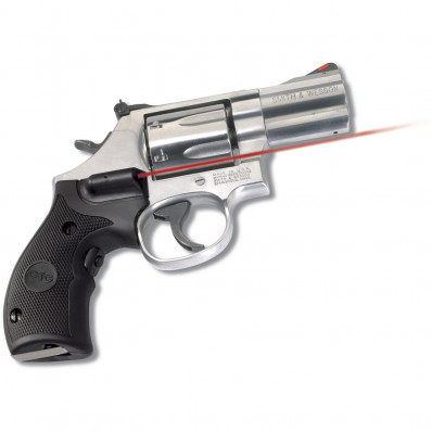 Crimson Trace Revolver Lasergrip - Ruger LCR w/Holster