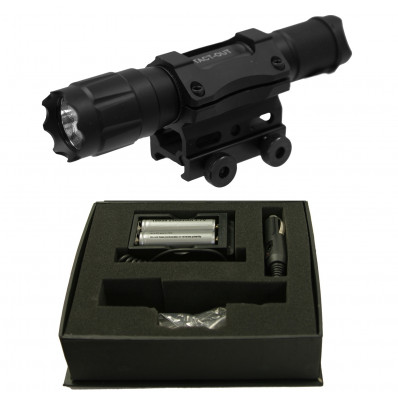 Personal Security Sabre Rechargeable Flashlight 200 Lumen