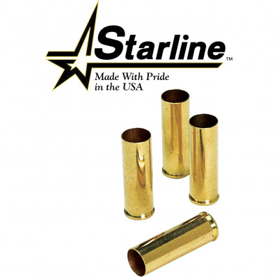 Starline Unprimed Brass Handgun Cartridge Cases - .475 Wildey Mag 100/box