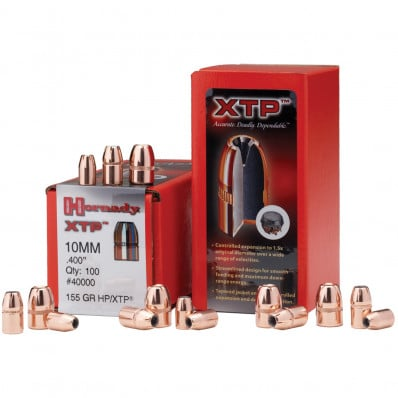 "Hornady Handgun Bullets 9mm .355"" 147 gr HPXTP 100/ct"
