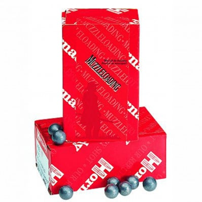"Hornady Lead Round Ball .45 cal .457"" 100/ct"
