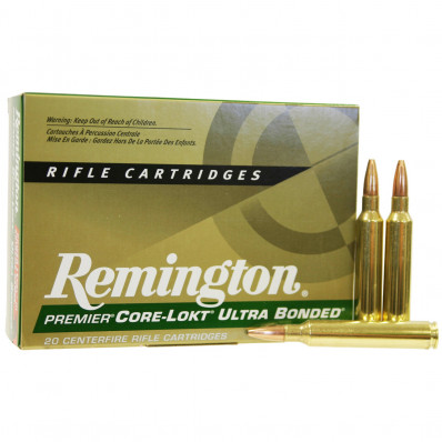 "Remington Premier CoreLokt Ultra Bonded Bullets 6mm .243"" 100 gr PSP 50/ct"