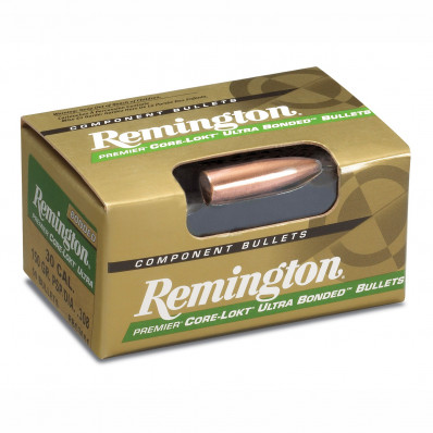"Remington Pistol Bullets .357 cal .357"" 158 gr LSWC 100/ct"