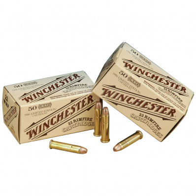 Winchester Dynapoint Rimfire Ammunition