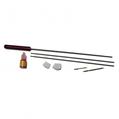 "Pro-Shot 36"" Length .17 cal 3 Piece Cleaning Kit"