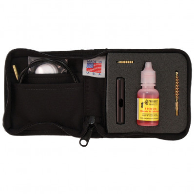 Pro-Shot Tactical Gun Cleaning Kit - Improved Pull Through System