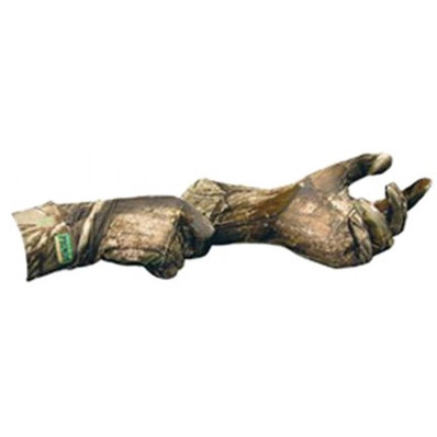 Primos Hunting Stretch-Fit Gloves - Extended Cuff Rtap
