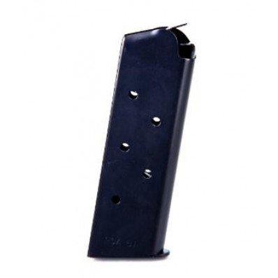Kimber Magazine for 1911 - .45 ACP Pistols, Compact Grip, Black, 7 rds.