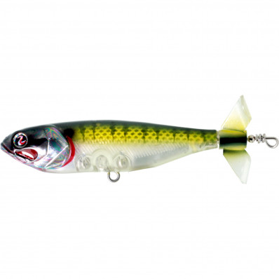 R2S Top Notch Top Prop Lure - Blue Gill