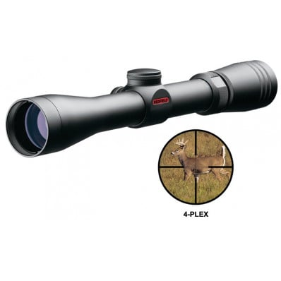 "Redfield Revolution Rifle Scope - 2-7x33mm 4-Plex 43.2-17.3' 3.7-4.2"" Matte"