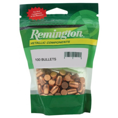 "Remington Pistol Bullets 9mm .355"" 115 gr FNEB 100/ct"