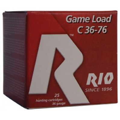 "Rio Field .410 ga 2 1/2"" MAX 1/2 oz #7.5 1200 fps - 25/box"