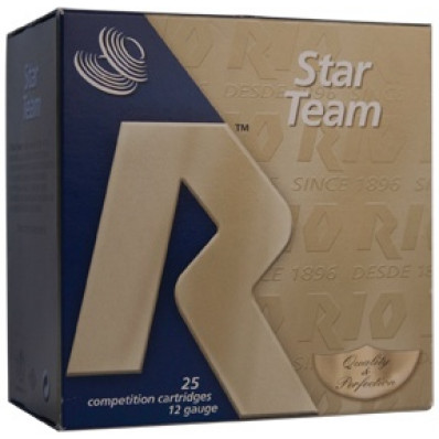 "Rio Star Team 12 ga 2 3/4"" MAX 1 oz #7.5 1315 fps - 25/box"