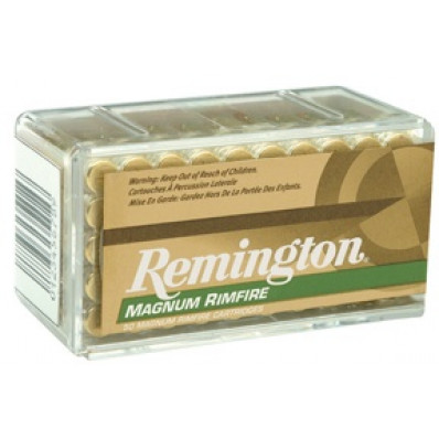 Remington Magnum Rimfire Ammunition