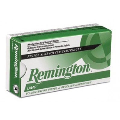 Remington UMC Centerfire Handgun Ammunition .357 Mag 125 gr JHP  50/box