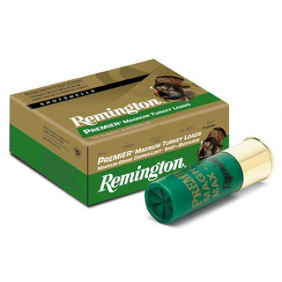 "Remington Premier Magnum Copper-Plated Buffered Turkey 20 ga 3"" MAX 1 1/4 oz #6 1185 fps - 10/box"