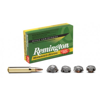 Remington Managed Recoil Centerfire Rifle Ammunition .30-30 Win 125 gr PSP 2175 fps - 20/box