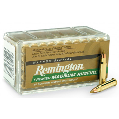 Remington Premier Rimfire Ammunition