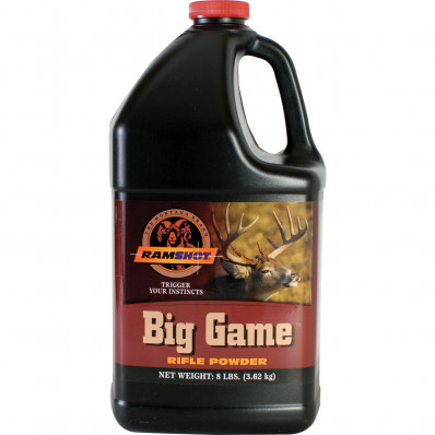 Ramshot Big Game Shotshell/Handgun Powder 8 lbs