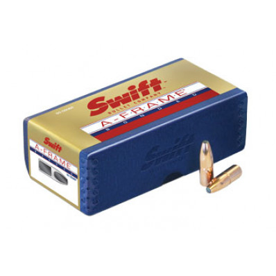"Swift A-Frame Heavy Rifle Bullets 9.3mm .366"" 286 gr AFSS 50/ct"