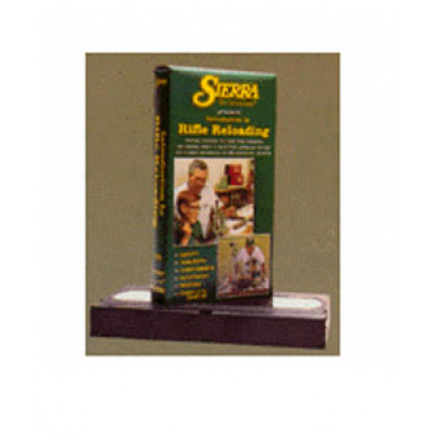 Sierra Advanced Rifle Reloading VHS Tape