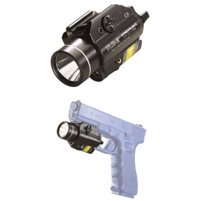 Streamlight TLR-2 Tactical LED Light with Laser