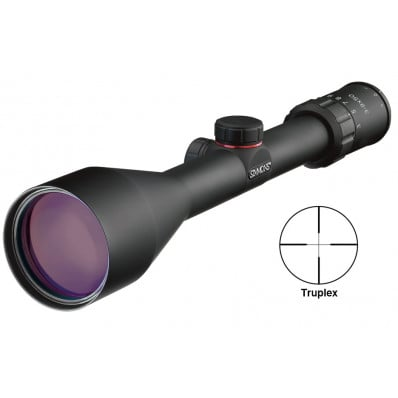 "Simmons 8 Point Rifle Scope - 3-9x50mm Truplex 31.4-10.5' 3.75"" Matte"