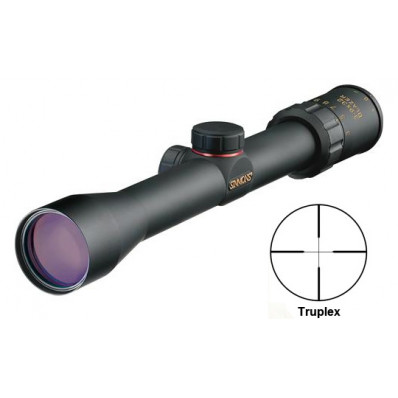 "Simmons 8-Point Rifle Scope - 3-9x32mm  31.4-10.5' 3.75"" Matte"