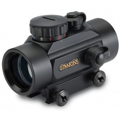 Simmons Red Dot Sight 1x30mm 3 MOA Red/Green/Blue Dot Sight