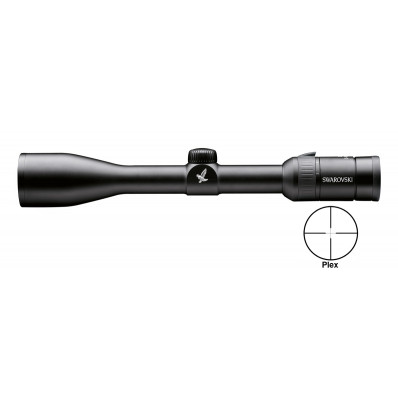 Swarovski Z3 Series Rifle Scope - 3-10x42mm Plex 33.-11.7' 90mm Matte