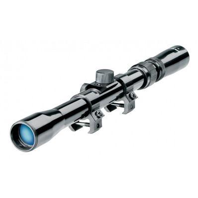 "Tasco Rimfire Rifle Scope - 3-7x20mm 30/30 24-11' 2.5"" Matte"