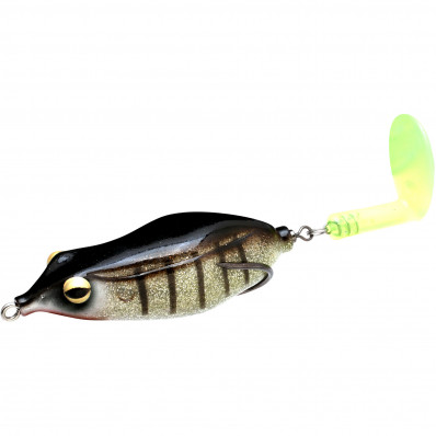 Teckel USA Sprinker Soft Top Frog Lure - Bluegill