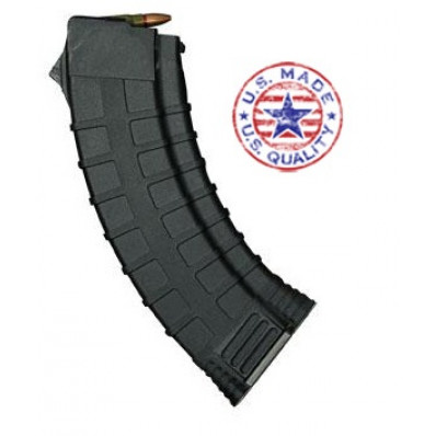 Tapco AK-47 Magazine - 7.62x39mm - Black - 30 rds.