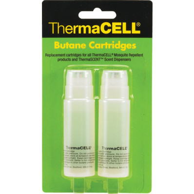 ThermaCELL Butane Cartridge Refills (2-Pack)