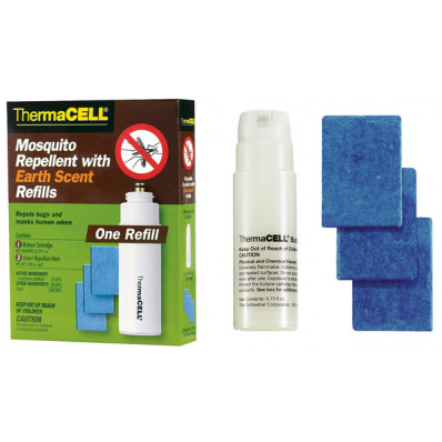ThermaCELL Mosquito Repellent Refill  Earth Scent