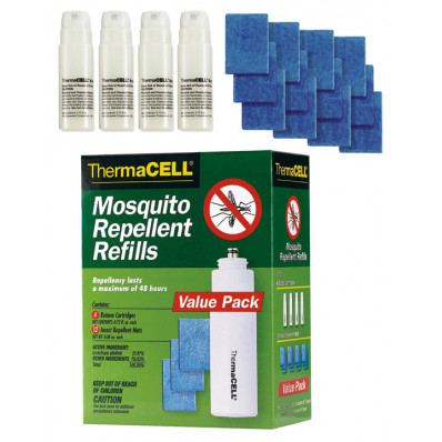 ThermaCELL Mosquito Repellent Refill - Value Pack