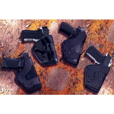 Uncle Mike's Tactical Thigh Auto Duty Holsters